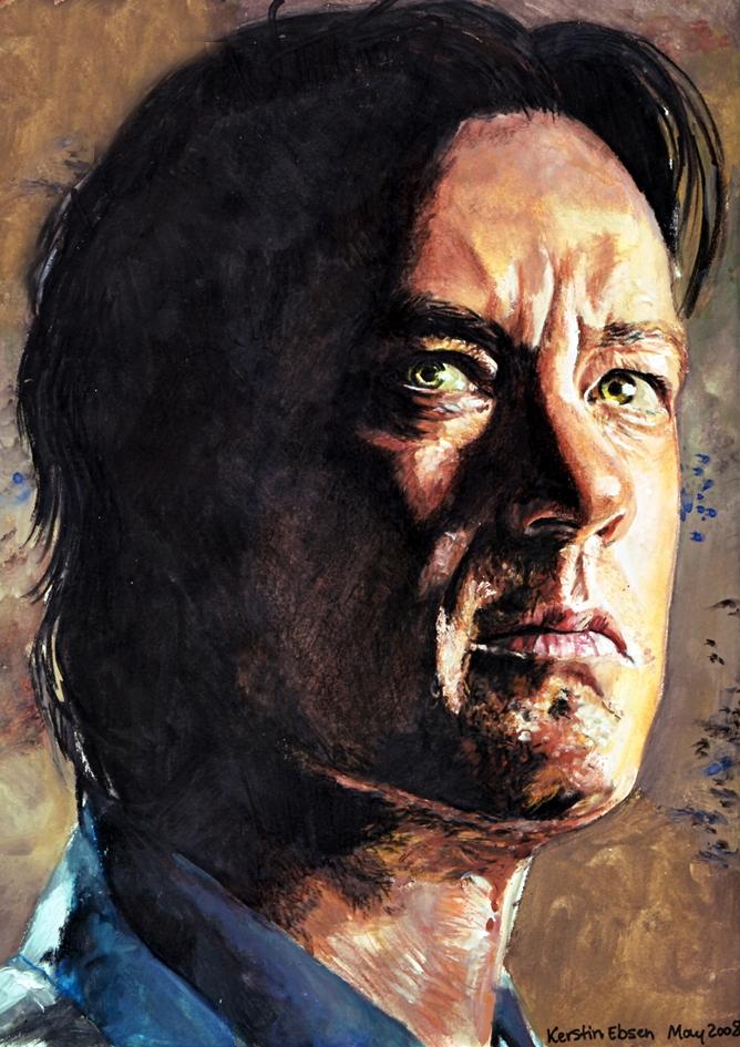 Tom Hanks by Kerstin
